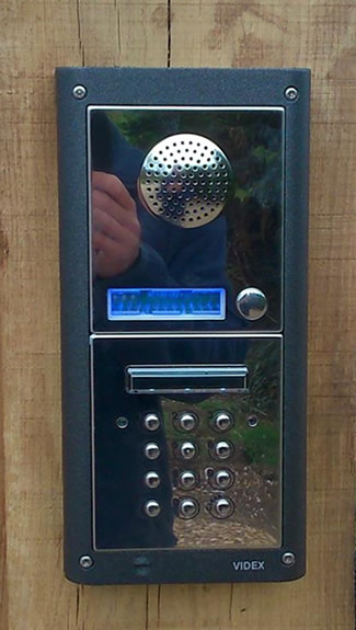 Gate automation with intercom New Forest